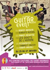 Guitar Event 2013