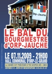 Bal du Bourgmestre2009